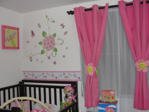 Lâmpadas e cortinas (fotos) - BabyCenter