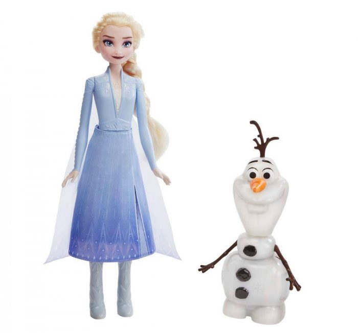Frozen Elsa e Olaf Toy