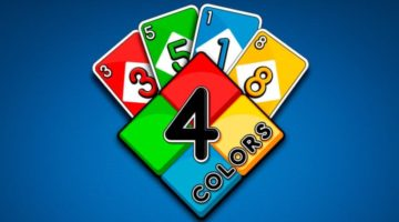 FRIV 4 Colors Game